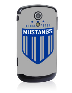 Newell-Fonda Middle School Mustangs Samsung Epic D700 4G Skin