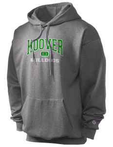 Hoover Elementary School Bulldogs Champion Men's Hooded Sweatshirt