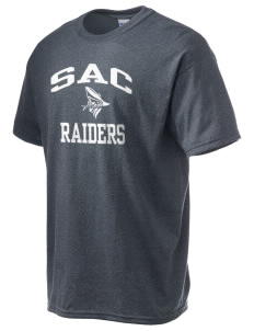 Sac Community High School Indians Ultra Cotton T-Shirt