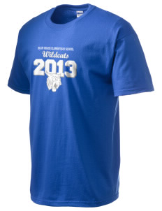 Blue Grass Elementary School Wildcats Ultra Cotton T-Shirt