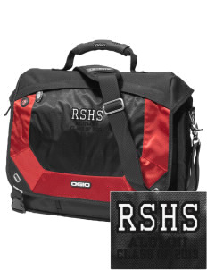 Roland-Story High School Norsemen Embroidered OGIO Jack Pack Messenger Bag