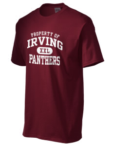 Irving Elementary School Panthers Men's Essential T-Shirt