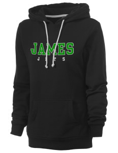 James Elementary School Jets Women's Core Fleece Hooded Sweatshirt