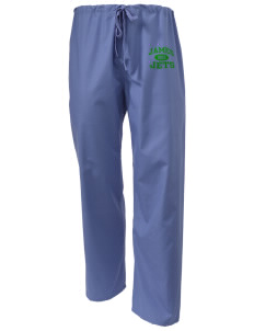 James Elementary School Jets Scrub Pants