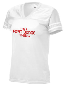 Fort Dodge High School Dodgers Holloway Women's Fame Replica Jersey