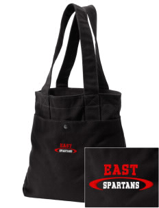 East Middle School Spartans Embroidered Alternative The Berkeley Tote