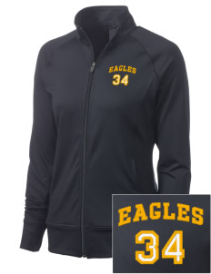 Oak Park Elementary School Eagles Women's NRG Fitness Jacket