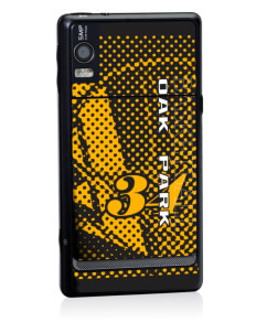 Oak Park Elementary School Eagles Motorola Droid 2 Skin