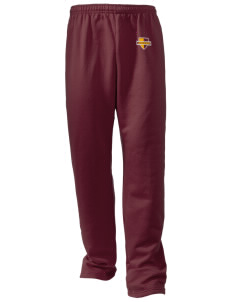Johnson Elementary School Trojans Embroidered Holloway Men's 50/50 Sweatpants
