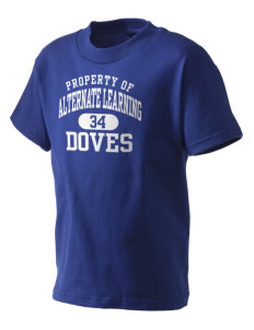 Alternate Learning School Doves Kid's T-Shirt