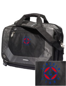 Lincoln High School Lions Embroidered OGIO Corporate City Corp Messenger Bag