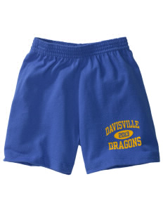 Davisville Middle School Dragons  Toddler Jersey Short