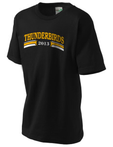 St. Edward Thunderbirds Kid's Organic T-Shirt