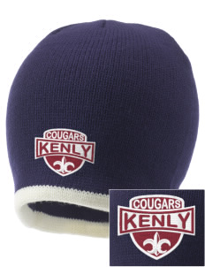 Kenly Elementary School Cougars Embroidered Knit Cap