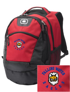Falling Water Elementary School Eagles Embroidered OGIO Rogue Backpack