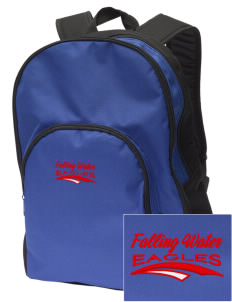 Falling Water Elementary School Eagles Embroidered Value Backpack