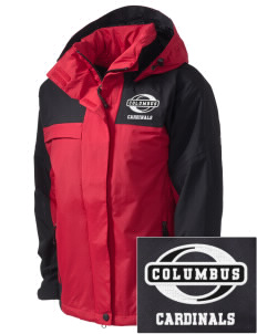 Columbus Elementary School Cardinals  Embroidered Women's Nootka Jacket