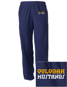 Oologah High School Mustangs Embroidered Holloway Men's Flash Warmup Pants