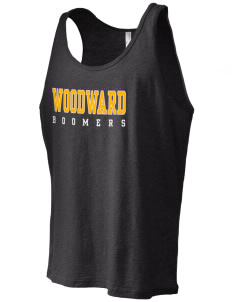 Woodward Senior High School Boomers Men's Jersey Tank