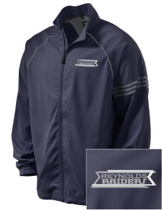 Reynolds High School Raiders Embroidered adidas Men's ClimaProof Jacket