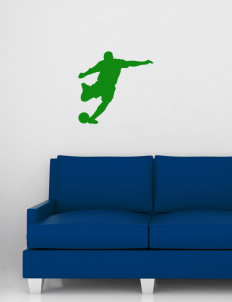 "Davis Elementary School Dragons Wall Silhouette Decal 20"" x 24"""