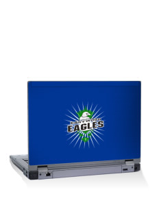"Eastwood Elementary School Eagles 10"" Laptop Skin"