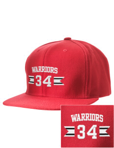 Everett Senior High School Warriors Embroidered D-Series Cap