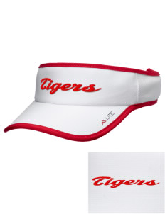 Fleetwood Elementary School Tigers Embroidered Lite Series Active Visor