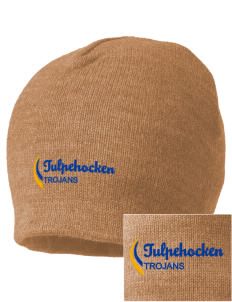 Tulpehocken High School Trojans Embroidered Beanie