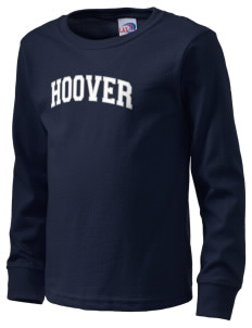 Hoover Elementary School Lions  Kid's Long Sleeve T-Shirt