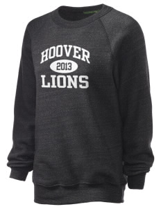Hoover Elementary School Lions Unisex Alternative Eco-Fleece Raglan Sweatshirt