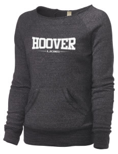 Hoover Elementary School Lions Alternative Women's Maniac Sweatshirt