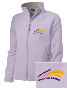 Lincoln Elementary School Lincoln Lions Embroidered Women's Soft Shell Jacket