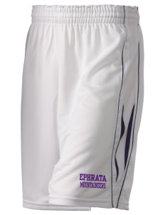"Ephrata Area Middle School Mountaineers Holloway Women's Piketon Short, 8"" Inseam"