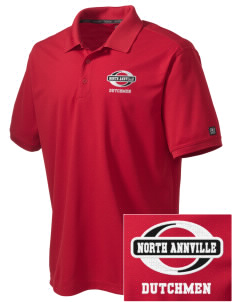 North Annville Elementary School Dutchmen Embroidered OGIO Men's Caliber Polo