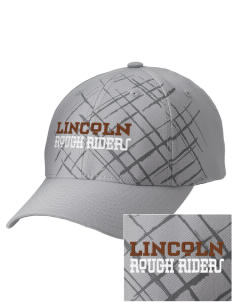 Lincoln Middle School Rough Riders Embroidered Mixed Media Cap