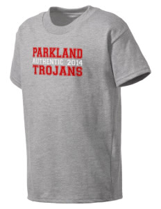 Parkland High School Trojans Kid's T-Shirt