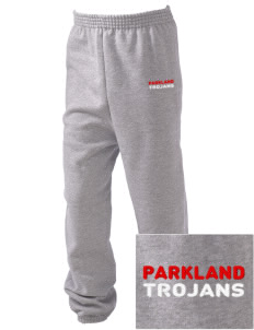 Parkland High School Trojans Embroidered Kid's Sweatpants