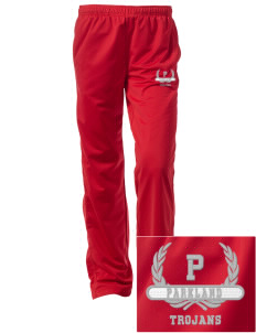 Parkland High School Trojans Embroidered Women's Tricot Track Pants