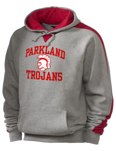 Parkland High School Trojans Holloway Men's Hooded Sweatshirt