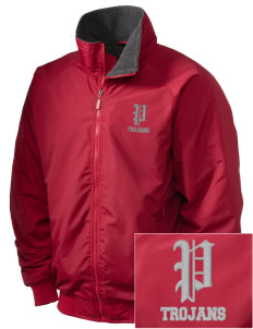 Parkland High School Trojans Embroidered Holloway Men's Tall Jacket