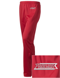 Parkland High School Trojans Embroidered Holloway Women's Contact Warmup Pants