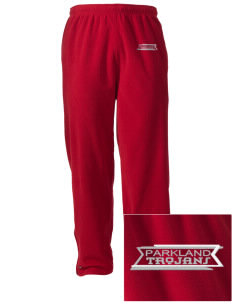 Parkland High School Trojans Embroidered Holloway Men's Flash Warmup Pants