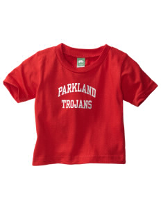 Parkland High School Trojans Toddler T-Shirt