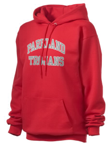 Parkland High School Trojans Unisex Hooded Sweatshirt