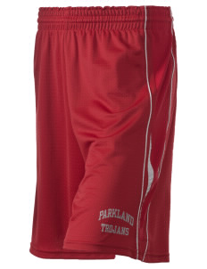 "Parkland High School Trojans Holloway Women's Piketon Short, 8"" Inseam"