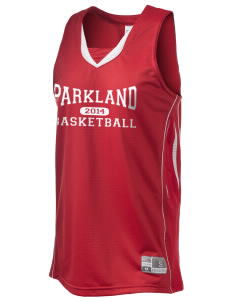 Parkland High School Trojans Holloway Women's Piketon Jersey