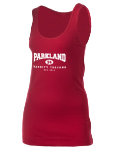 Parkland High School Trojans Juniors' 1x1 Tank