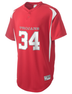 Parkland High School Trojans Holloway Men's Razor Two Button Top