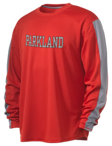 Parkland High School Trojans  Russell Men's Long Sleeve Everyday Performance T-Shirt